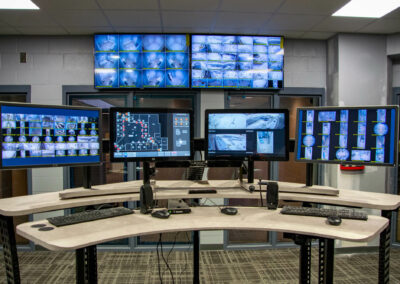 video management-monitoring-recording systems